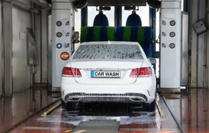 Carwash Airport MUC
