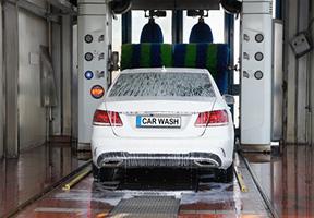 ParkXpress - Preiswert am Flughafen München (MUC) parken - Autowäsche