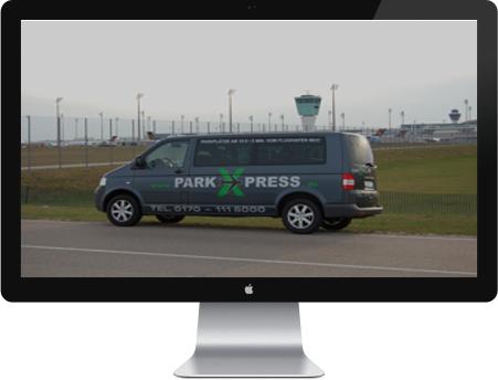 ParkXpress - Preiswert am Flughafen München (MUC) parken